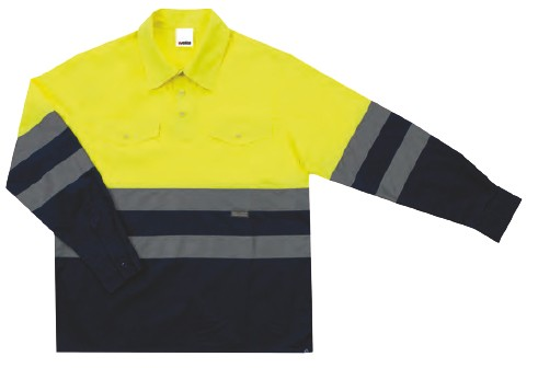 Camisa bicolor serie 136