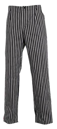 Pantalón de cocinero serie 7771 rayas