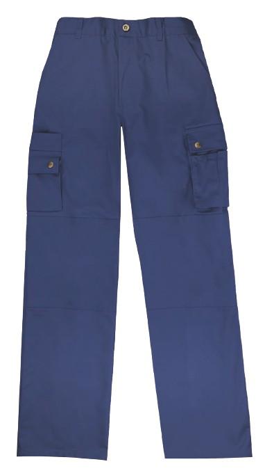 Pantalón multibolsillos serie Niquel