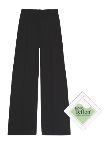Pantalón de cocinero serie Oregano negro